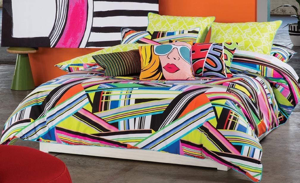 Baleno Quilt Cover Set Kas | KAS Spring Collection | Pinterest ... : kas quilts - Adamdwight.com