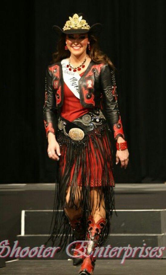 Desiree in Kristi Q   Cowgirl Diva   Rodeo queen clothes ...