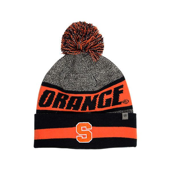 quality design e3b00 78a01 ... inexpensive top of the world syracuse orange college cumulus knit  beanie hat 2.99 liked 2a1c2 06d67