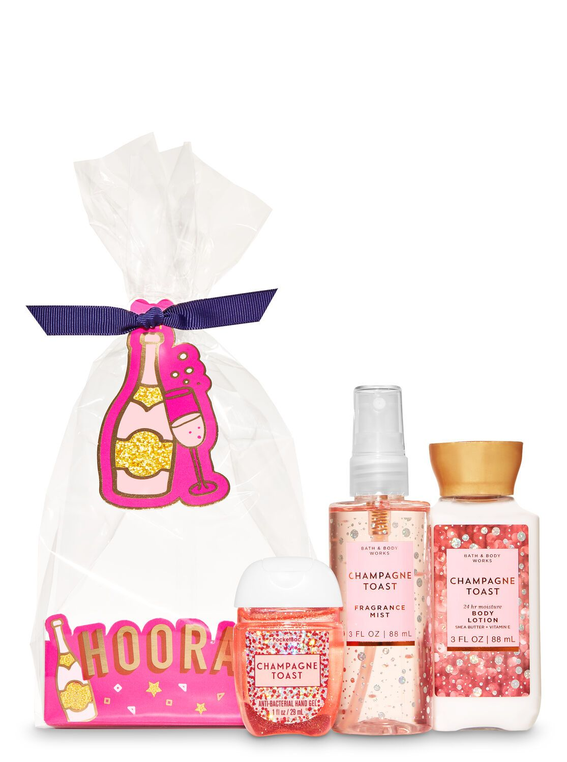 Bath Body Works Champagne Toast Mini Gift Set In 2020