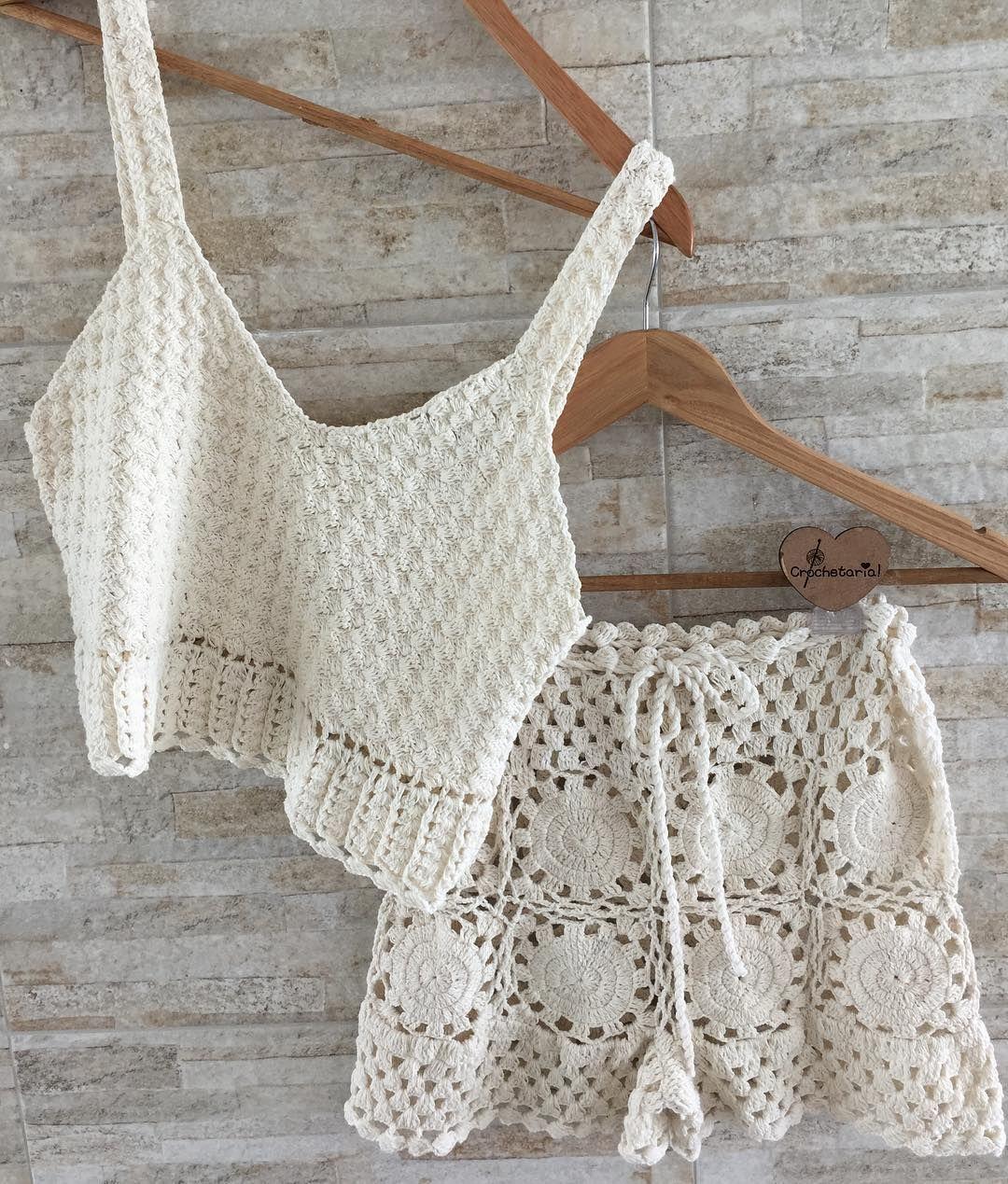 Dê um toque handmade ao grande dia com a revista Moda Crochê