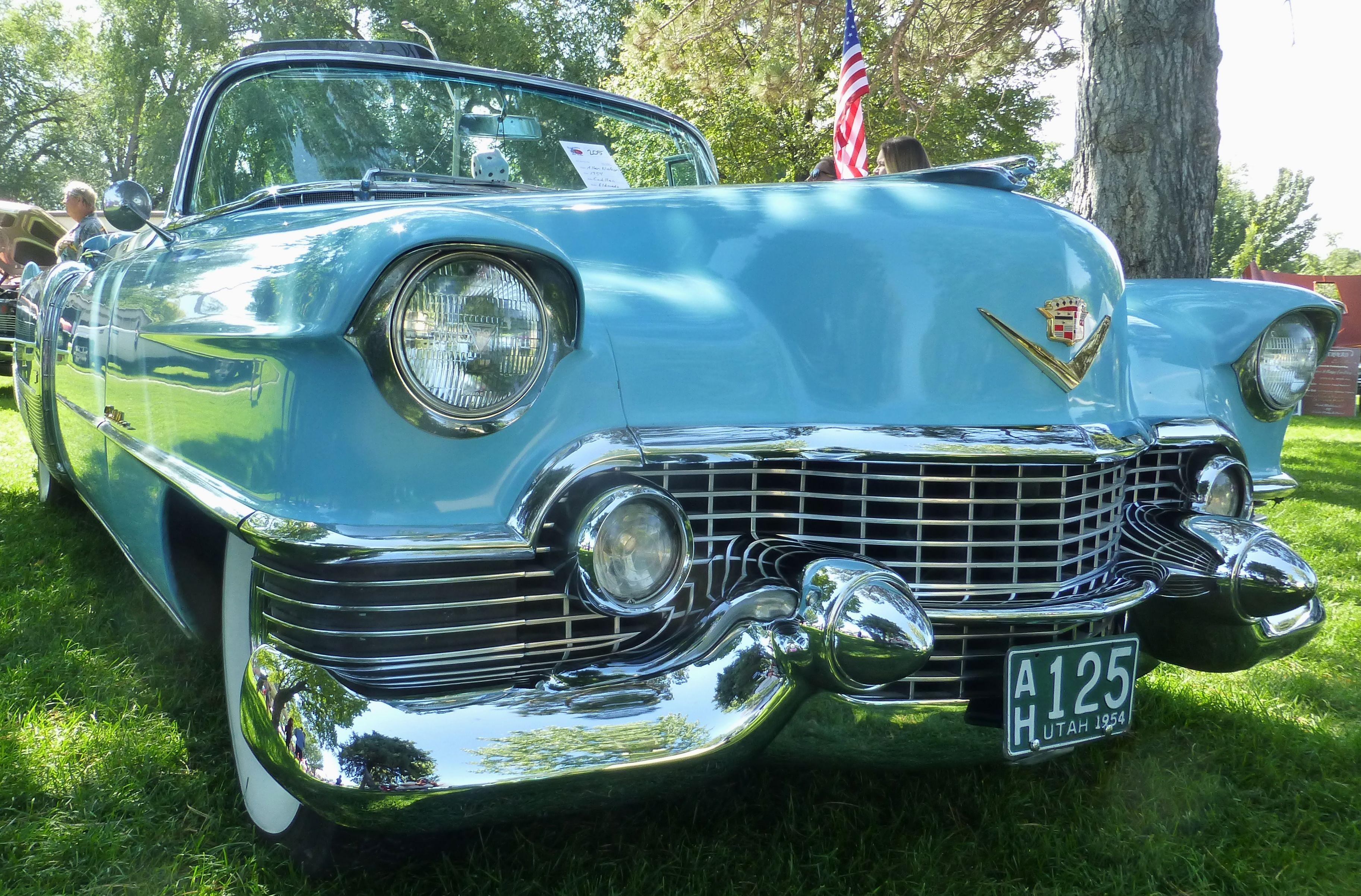 1954 Cadillac Eldorado Convertible Photography By David E Nelson 2017