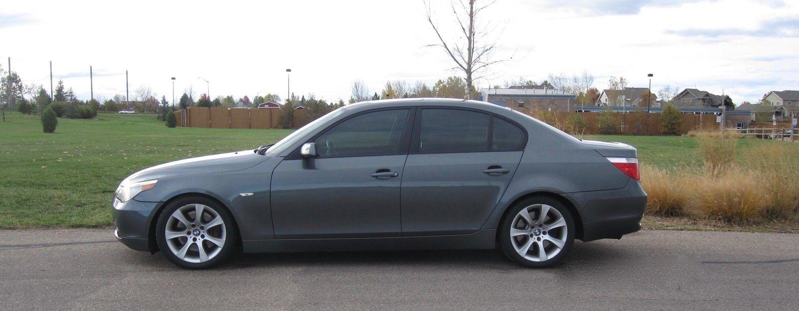 Car Brand AuctionedBMW Series Base Sedan Door Car Model - 545 bmw