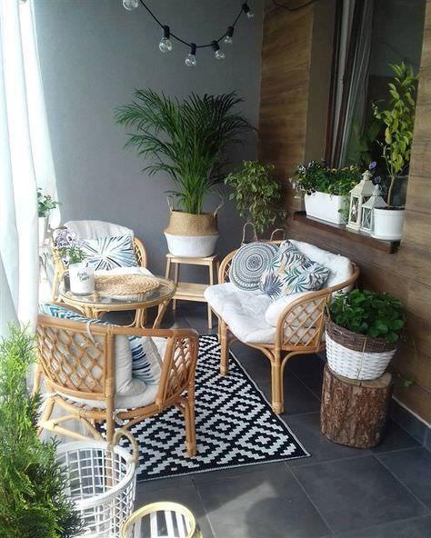 20 Amazing Indoor Balcony Garden Ideas for Shady Balconies