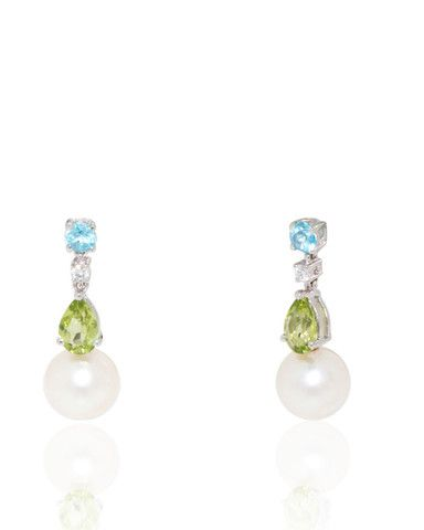 Pearl Earrings Gemstone Online Canada