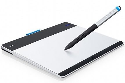 Wacom Pen for Bamboo Fun (option)