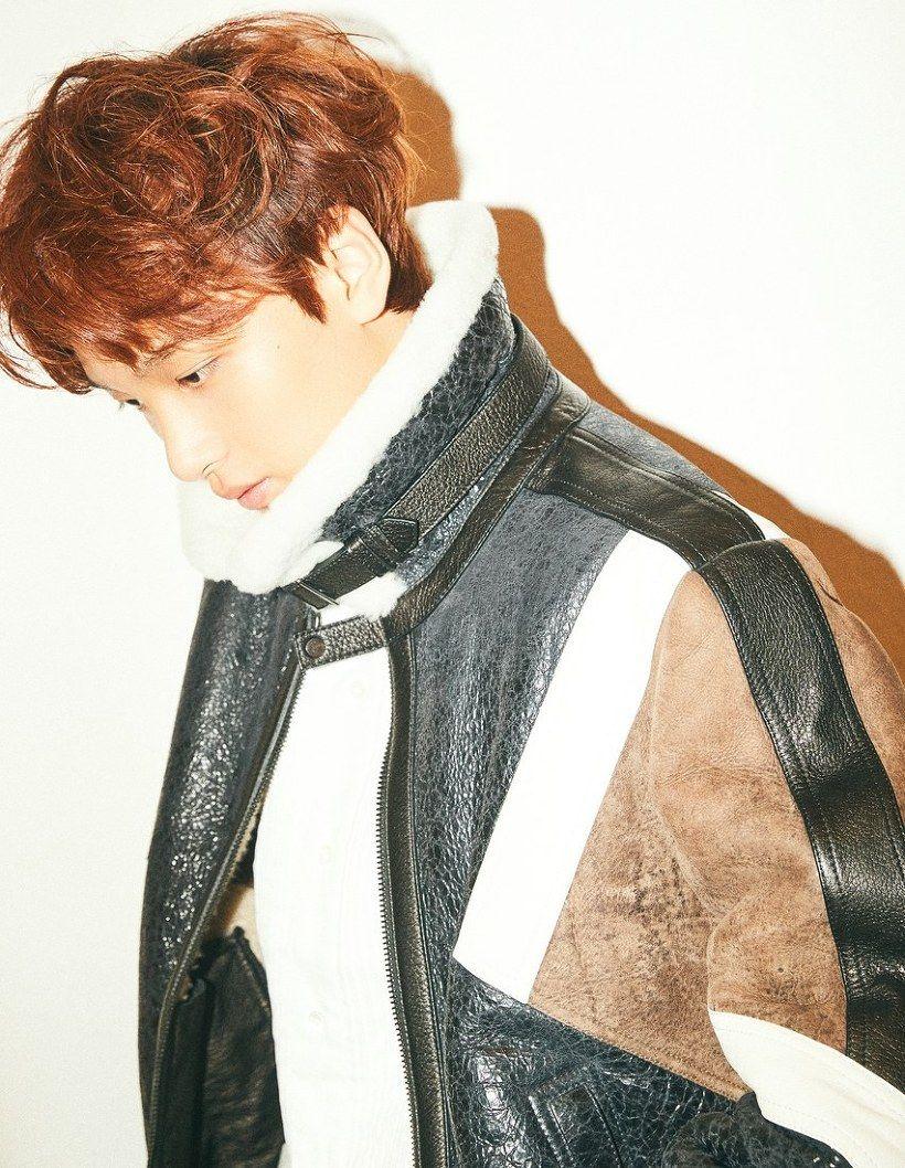 NCT 127 해찬 유타 윈윈 태용 재현 마크 태일 도영 쟈니 W 화보