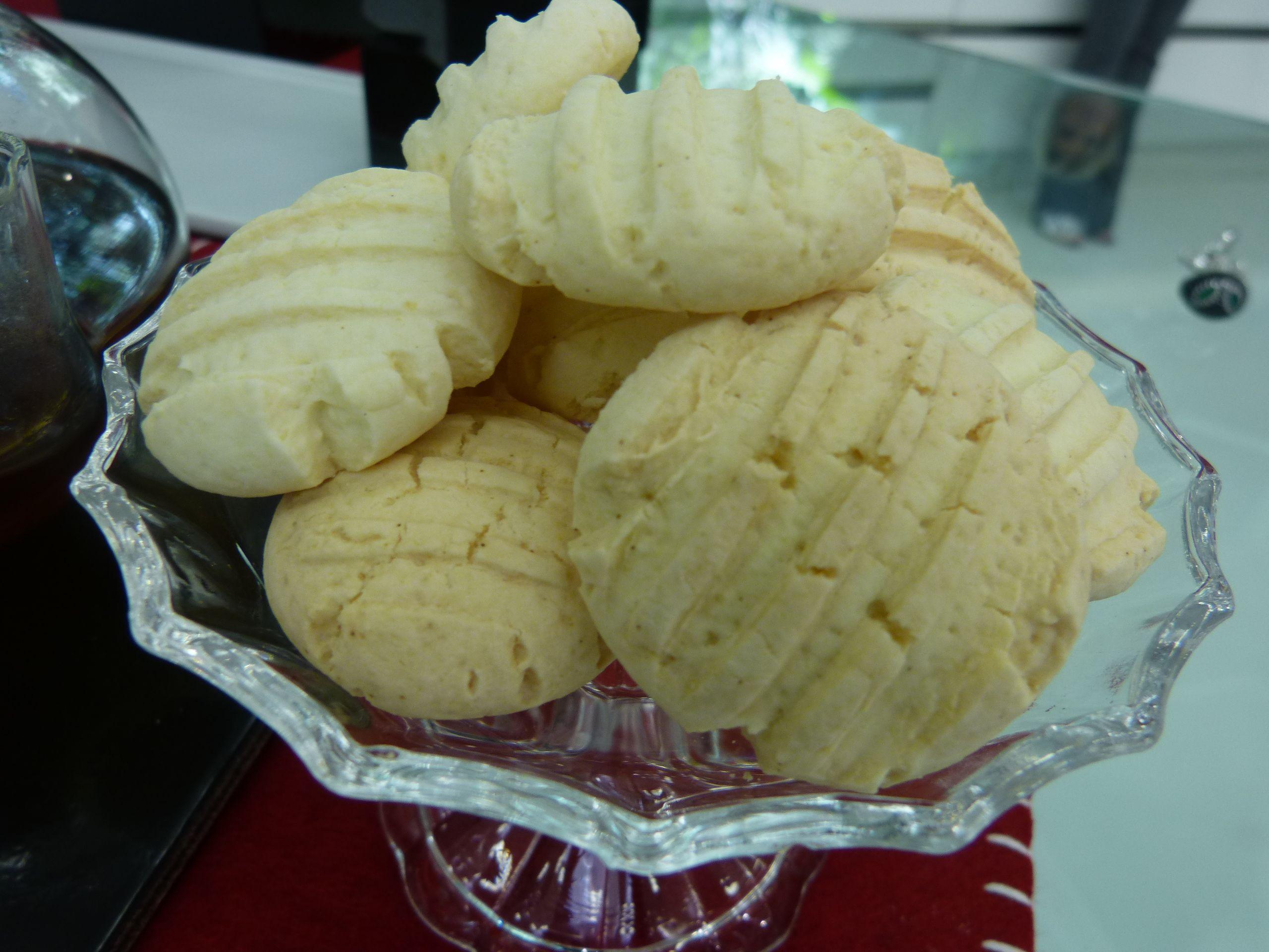 Biscoitinho Da Vovo Receita Receitas Biscoitos Biscoito De