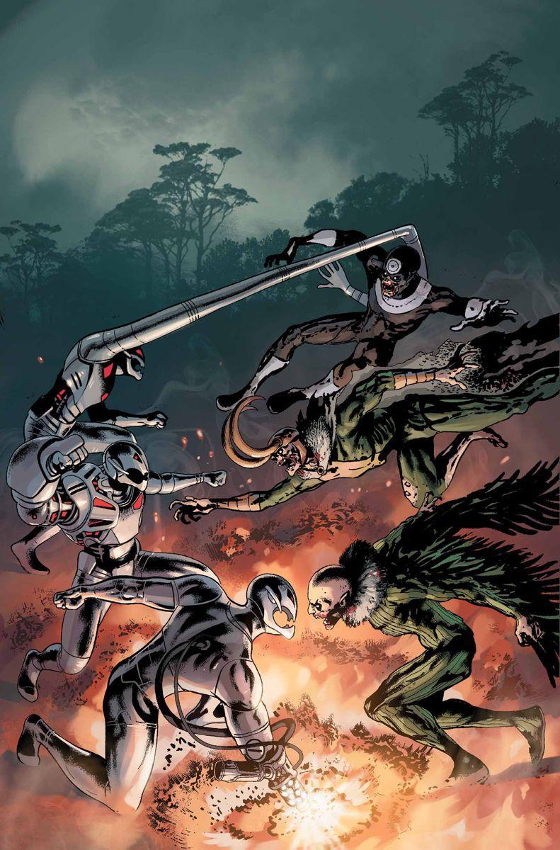 Marvel Comics Full August 2015 Solicitations | Newsarama.com