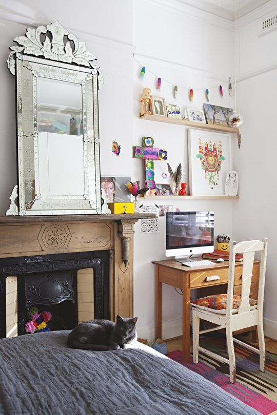 beautifully eclectic: 11 bedrooms that are the opposite of boring