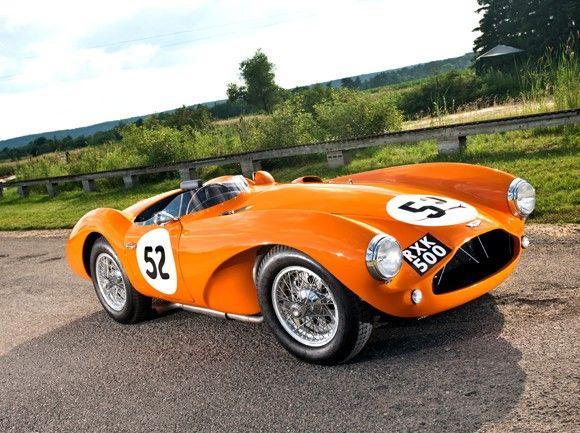 1955 Aston Martin DB3S                                                                                                                                                                                 Más