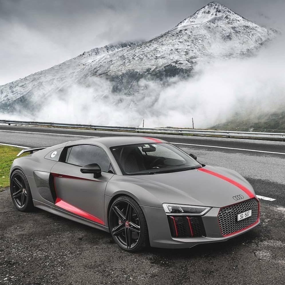 Custom Audi R8 V10+ #audir8