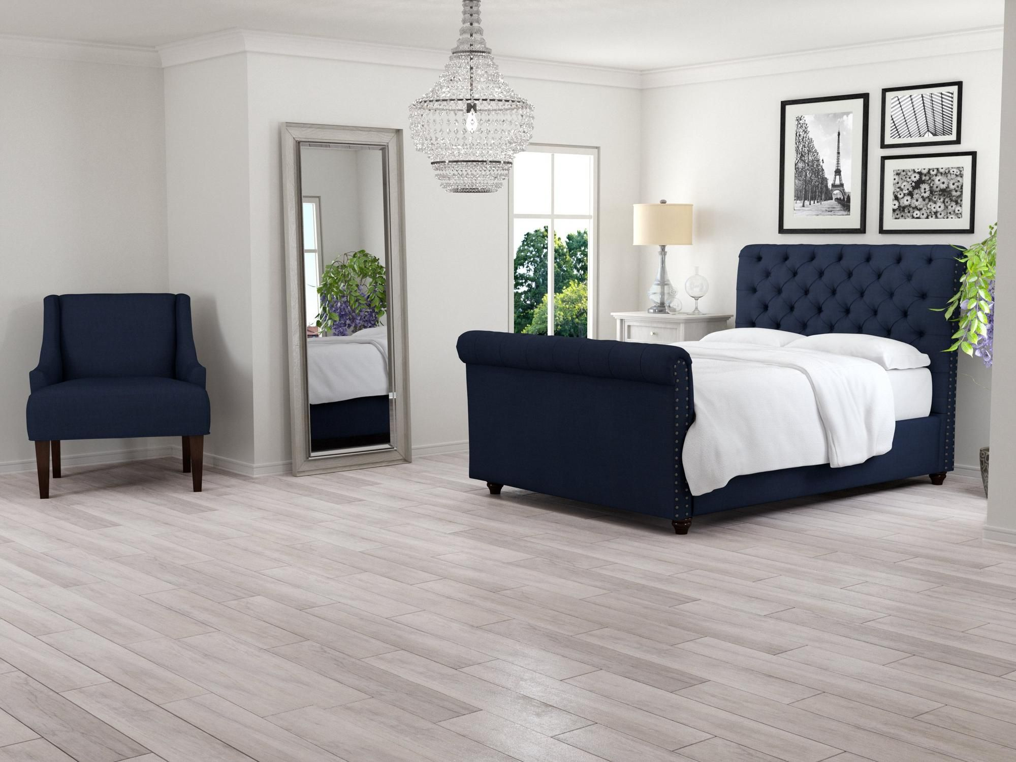 Valkiria Marfil Wood Plank Porcelain Tile  Floor & Decor  Floor