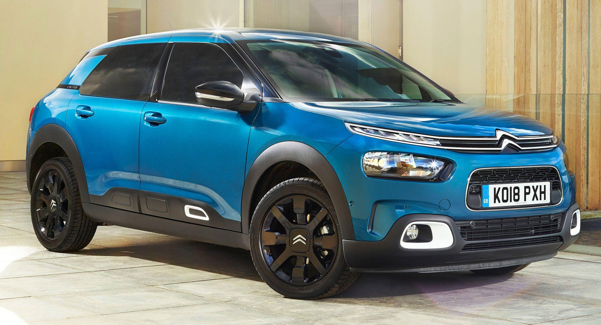 Next Citroen C4 Cactus Expected In 2020 With Battery Electric Option Carscoops