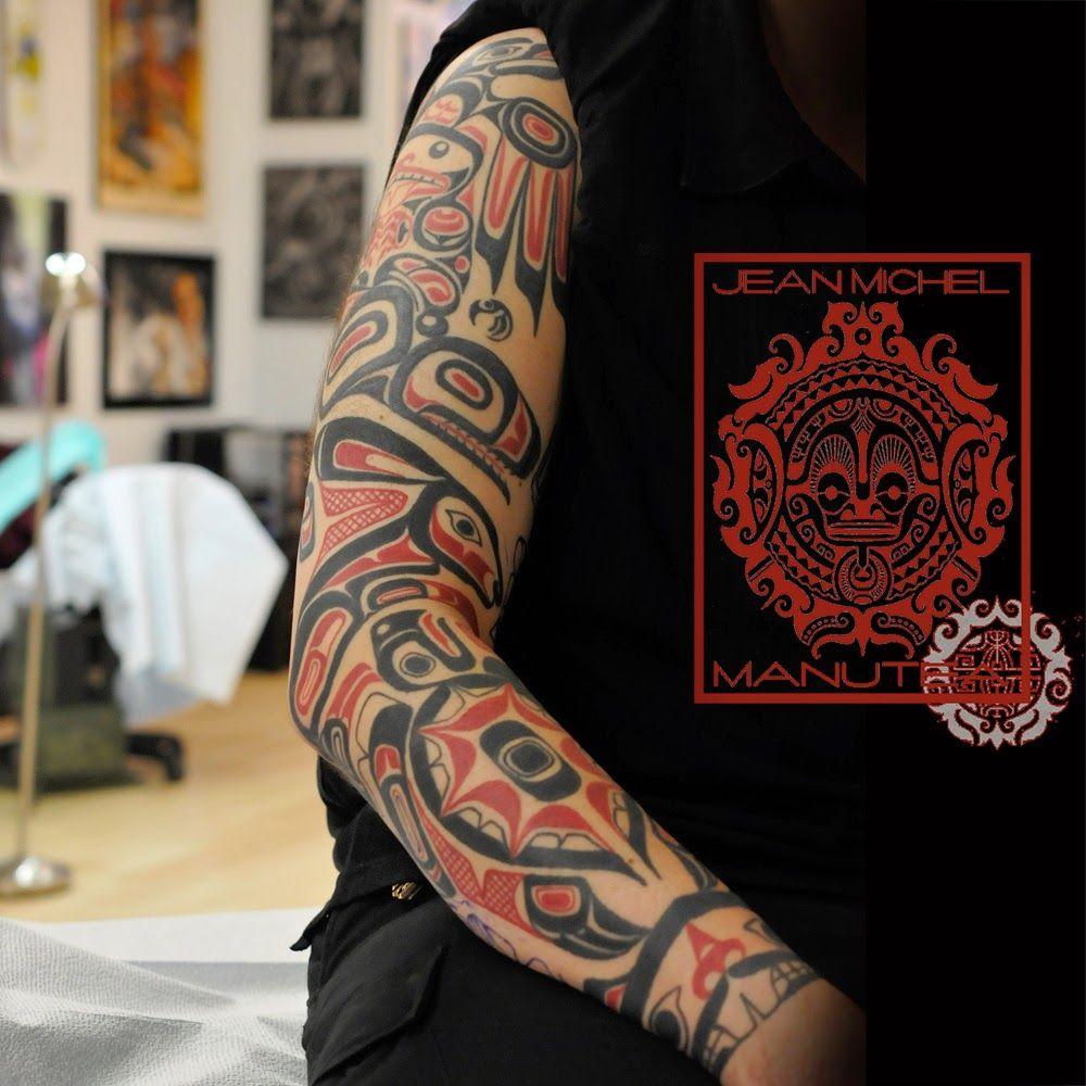 haida tattoo cerca con google tattoo pinterest haida tattoo and tattoos and body art. Black Bedroom Furniture Sets. Home Design Ideas