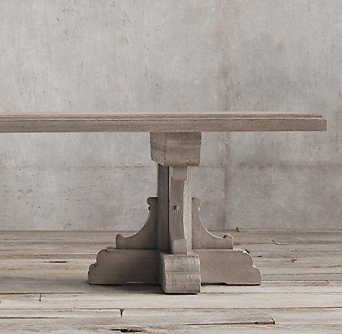 17th C French Bastide Oak Rectangular Dining Table Dining Table Rectangular Dining Table Restoration Hardware Dining Table