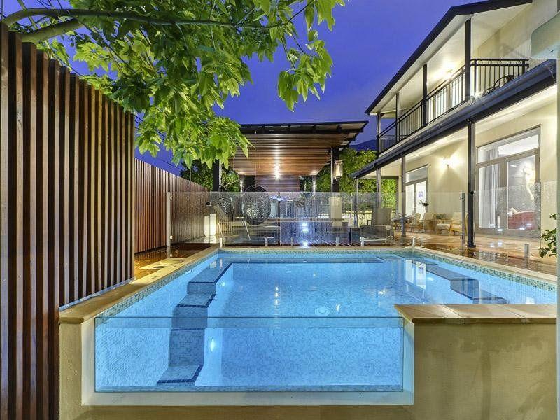 30 Beautiful Swimming Pool Lighting Ideas