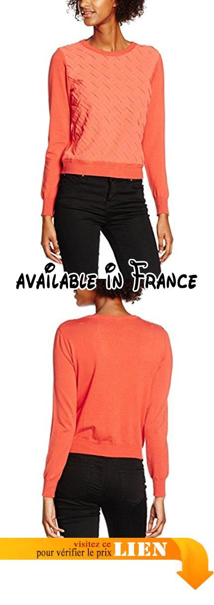 Darling London Keleigh Jumper, Pull Femme, Orange (Burnt Orange), 44 (Taille Fabricant: 16).  #Apparel #SWEATER