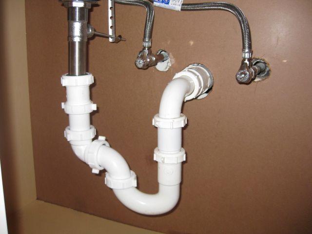 bathroom sink drain