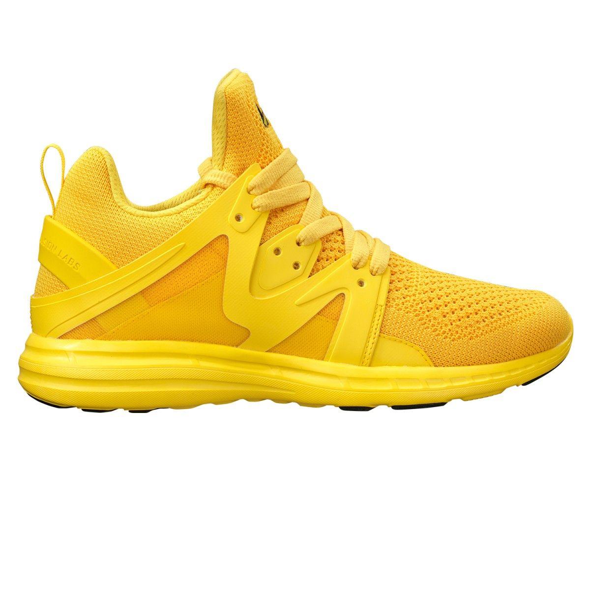 Women\u0027s Ascend Racing Yellow/Black. Training ShoesYellow ...