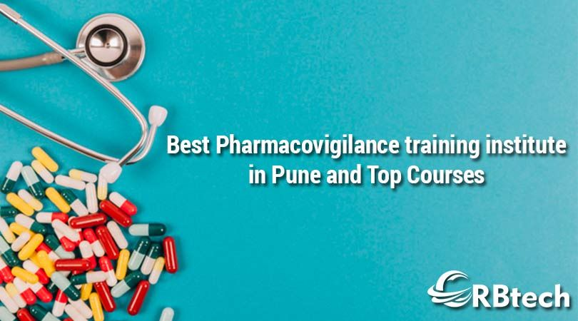 Pharmacovigilance training program courses and