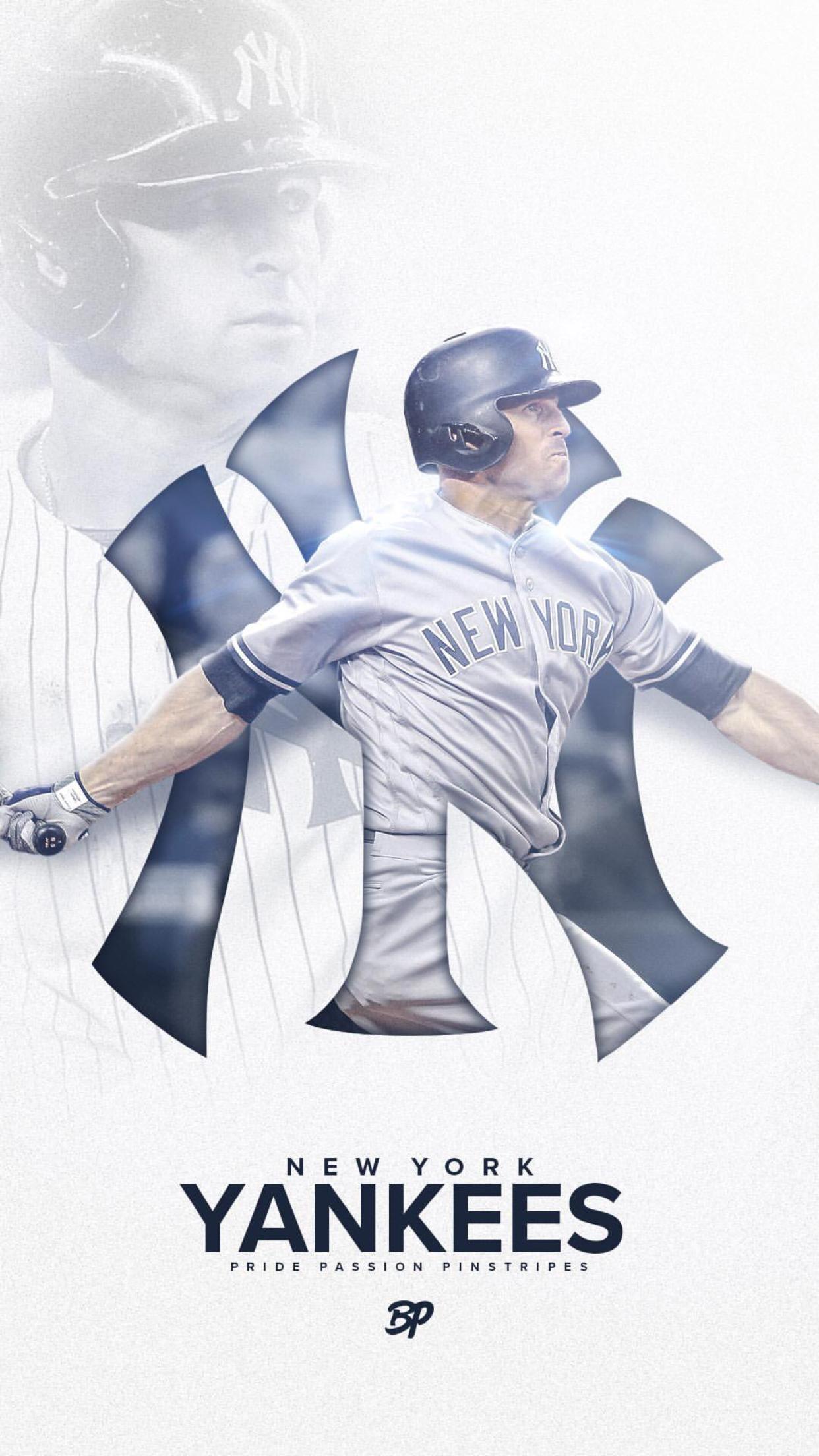 hot sale online 0dcd5 e06d1 Brett Gardner   New York Yankees   Sports graphic design ...