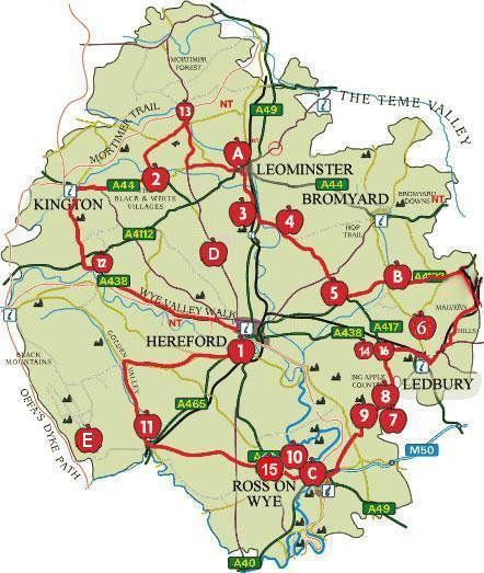 Herefordshire Cider Route | Homepage