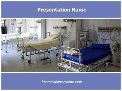 Get This Free Hospital Beds Powerpoint Template With Different Slides For You Upcoming Powerpo Hospital Bed Private Hospitals Medical Malpractice Lawyers