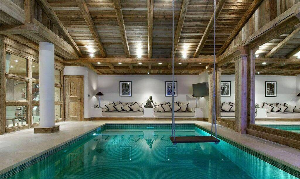 41 Best Inspiration Window Indoor Swimming Pool Design Ideas With Pictures House Home Indoor Pool