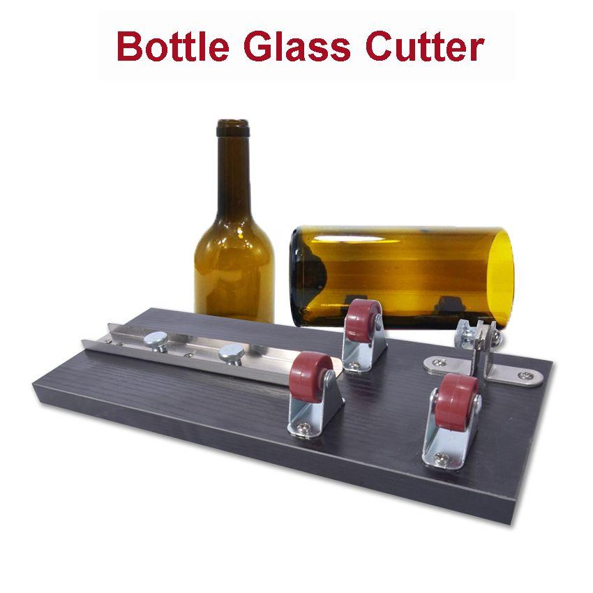 Beautiful Neue Ankunft Glasflasche Cutter, Weinflasche Schneidwerkzeuge, Glas  Schneiden Set Geschliffenem Glas Werkzeug Glas Messer