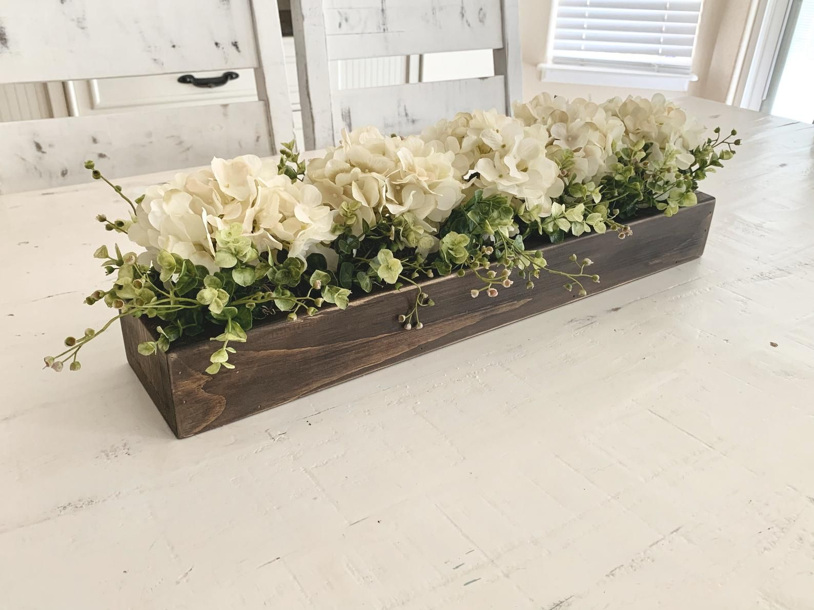 Kitchen Island Centerpiece Dining Room Table Centerpiece Etsy Dining Room Table Centerpieces Farmhouse Table Centerpieces Kitchen Island Centerpiece