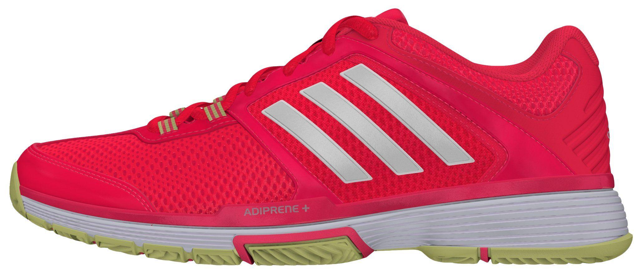 Adidas Barricade Club Women's Court Shoes - AW16 - 8 ...