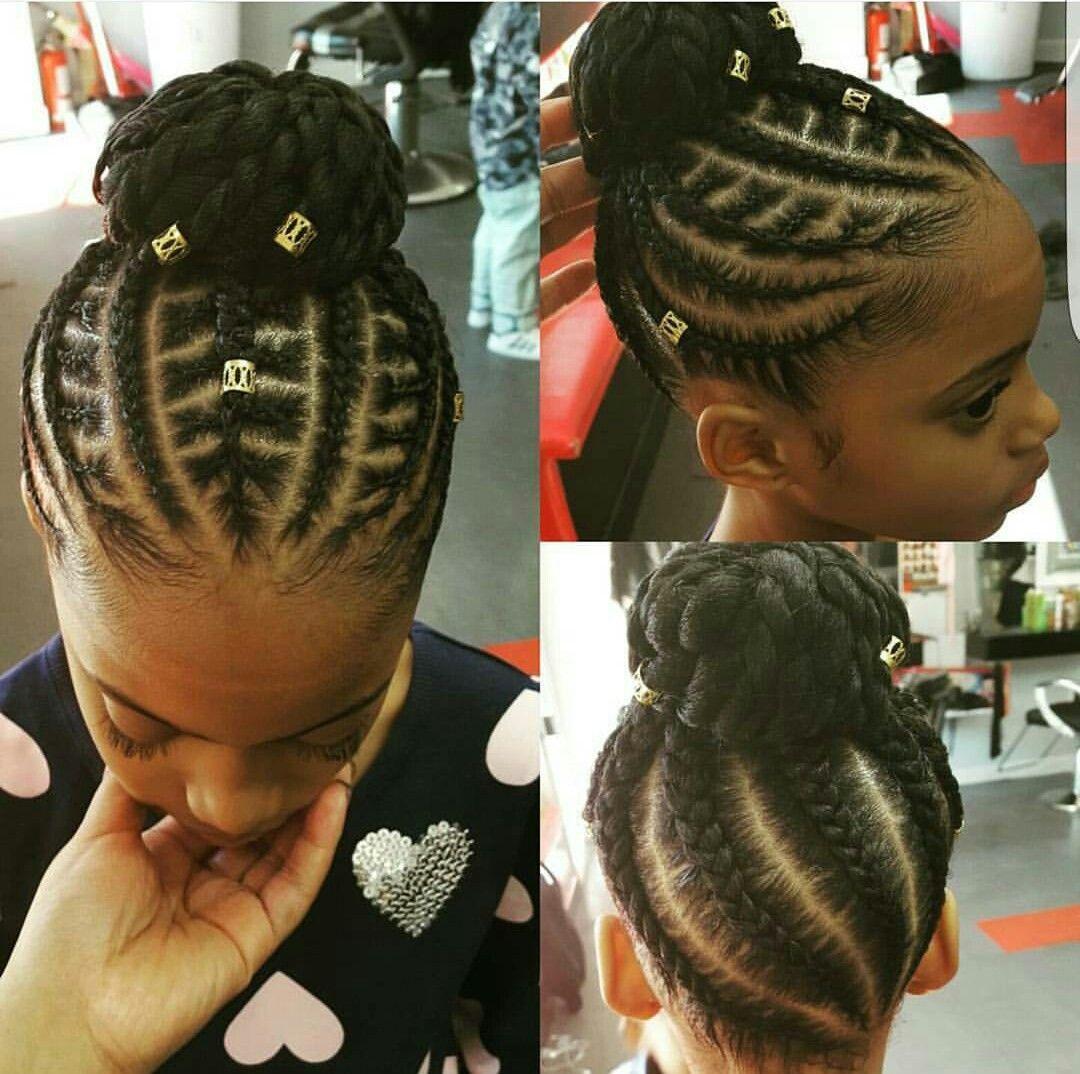 Ig Magicfingers84andcrew Kids Hairstyles Natural Hair Styles African Braids Hairstyles
