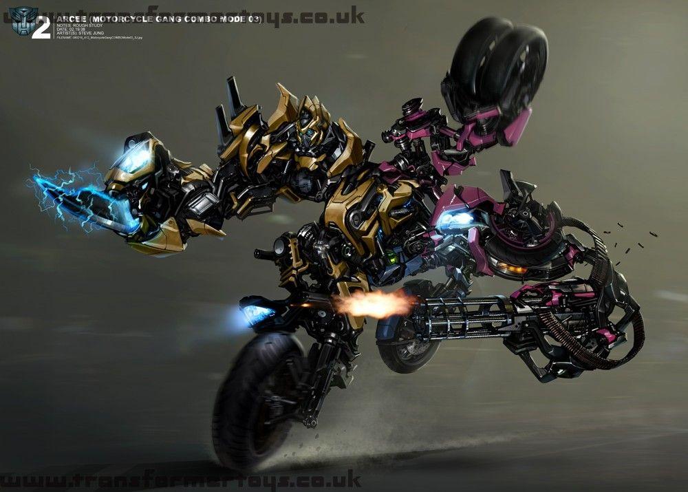 Transformers Revenge Of The Fallen Hightower