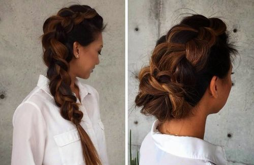 Braided Hairstyles For Long Hair Beauteous 30 Gorgeous Braided Hairstyles For Long Hair  Dutch Braids Braid