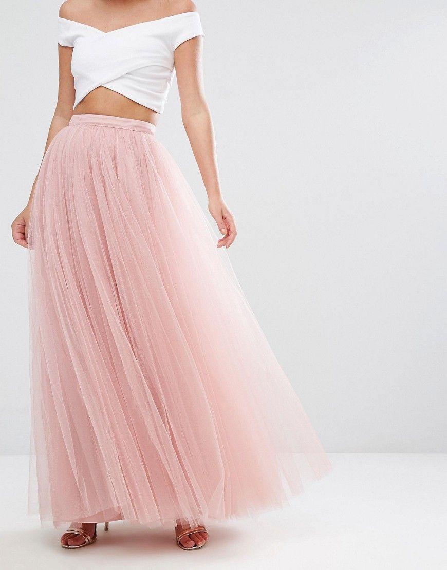 Little Mistress - Robe longue en tulle | vestidos DIY | Pinterest ...