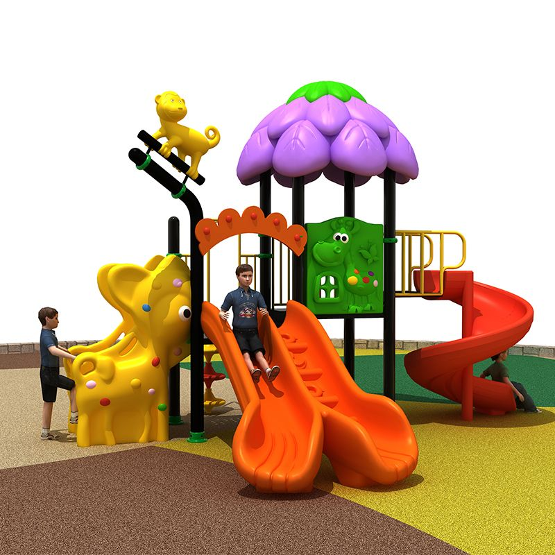 Custom Design Outdoor Playground Equipment With Slide And Tunnels For Kids Phone 86 13868643987 Fax 86 0 Outdoor Playground Playground Equipment Playground