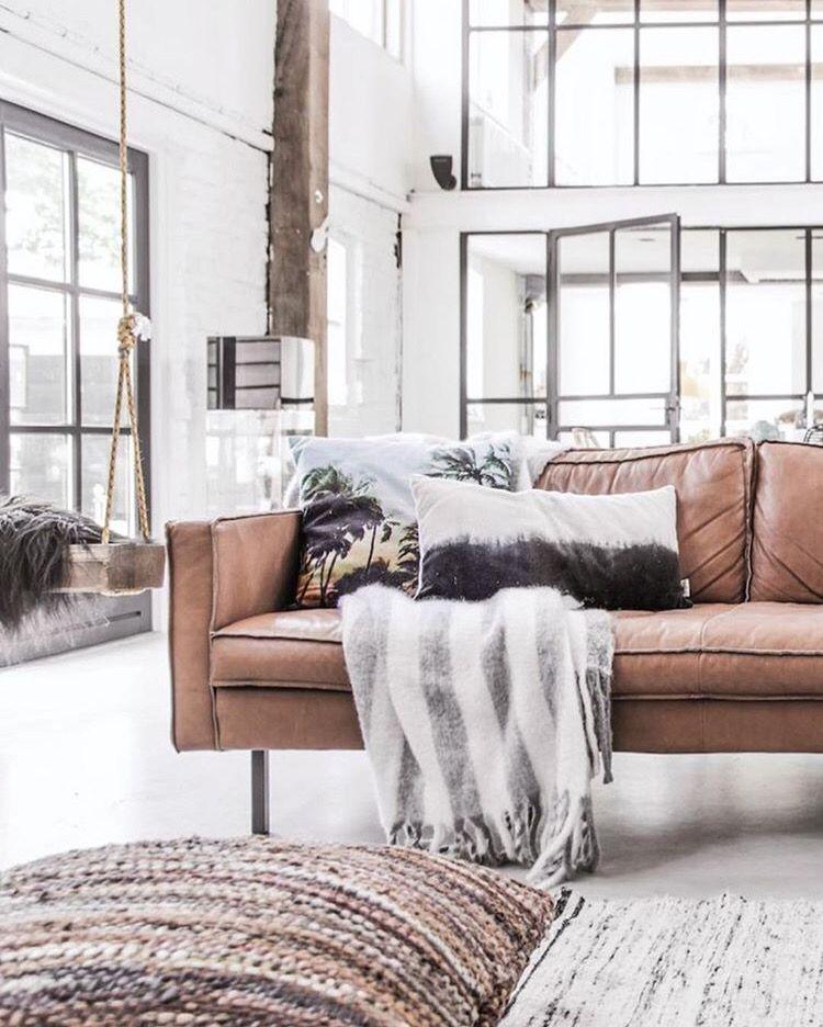 Wohnzimmer   Trennwände   Trend braun h o m e ⬆ L I V I N G - wohnen schwarz wei
