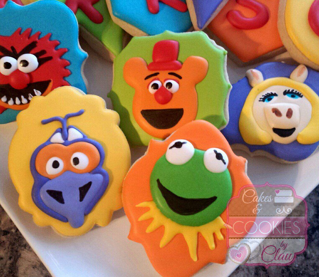 Cakes Cookies By Clau Custom Hand Decorated Cookies Houston