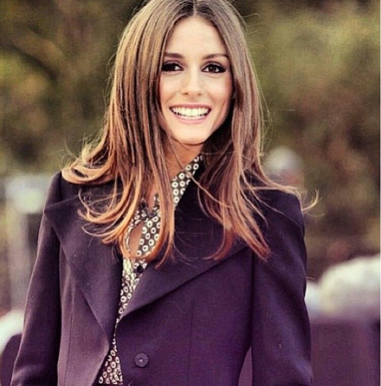 Olivia Palermo make-up and hair