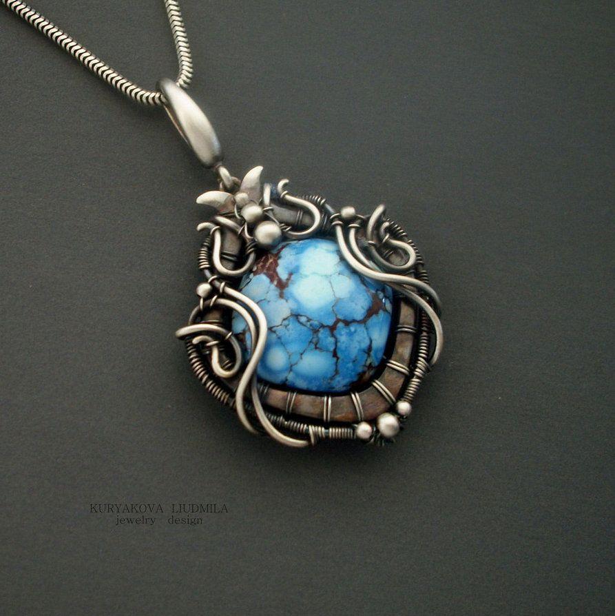 East by KL-WireDream.deviantart.com on @DeviantArt   jewelry ideas ...