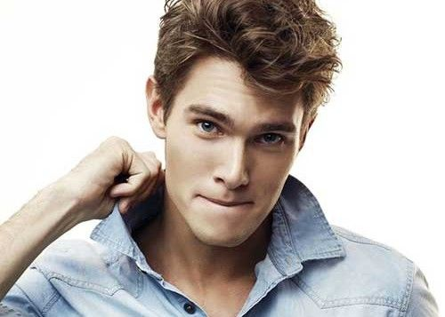 15 Haircuts for Men with Curly Hair   hairstyles for men ...