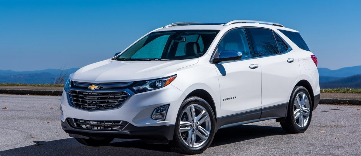 2018 Chevrolet Equinox Premier Road Test Review By Ken