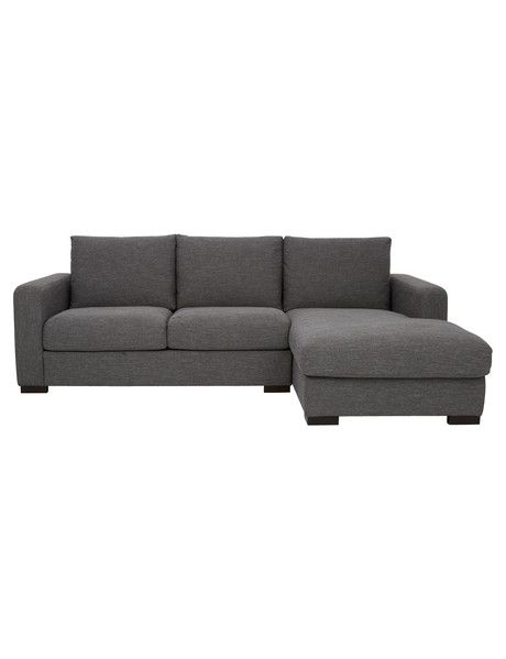 Bianco Icon 3 Seater Sofa With Chaise Product Photo Lounge Sofa 3 Seater Sofa Furniture Shop