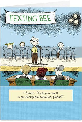 Cardstore Closing Grammar Jokes Teacher Humor English Teacher Humor