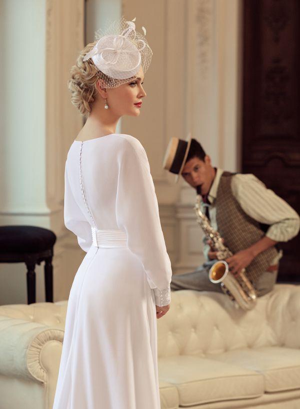 Photo of Tatiana Kaplun bryllupskolleksjon – Modekreativ.com