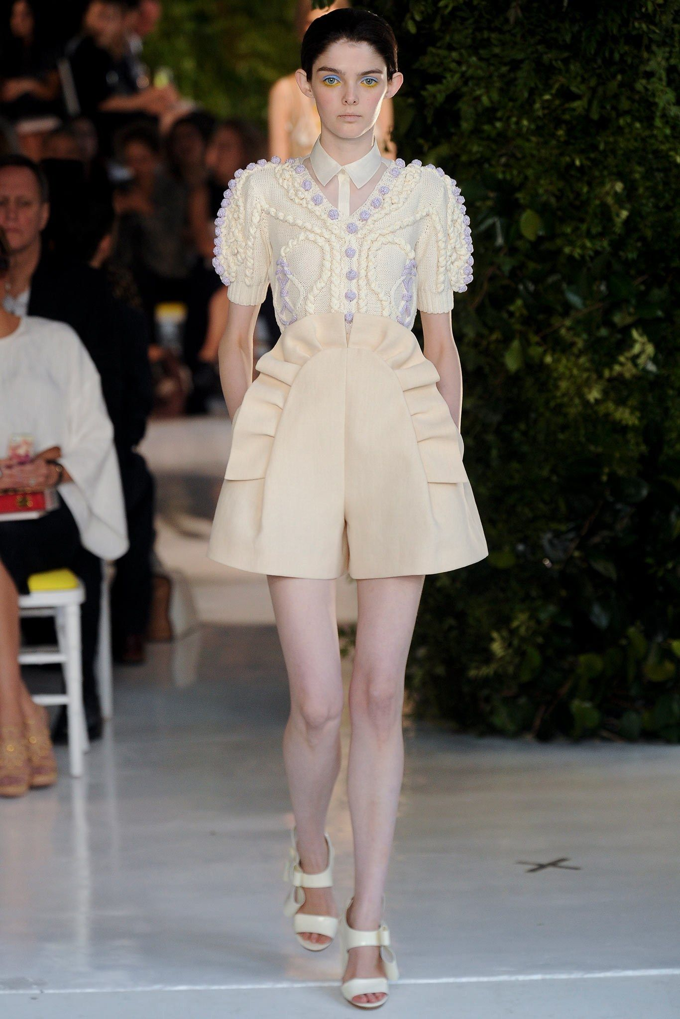 See the complete Delpozo Spring 2014 Ready-to-Wear collection.