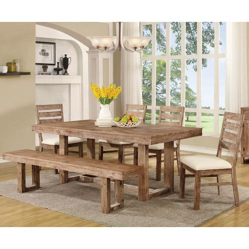 Found it at Wayfair - Elmwood Dining Table