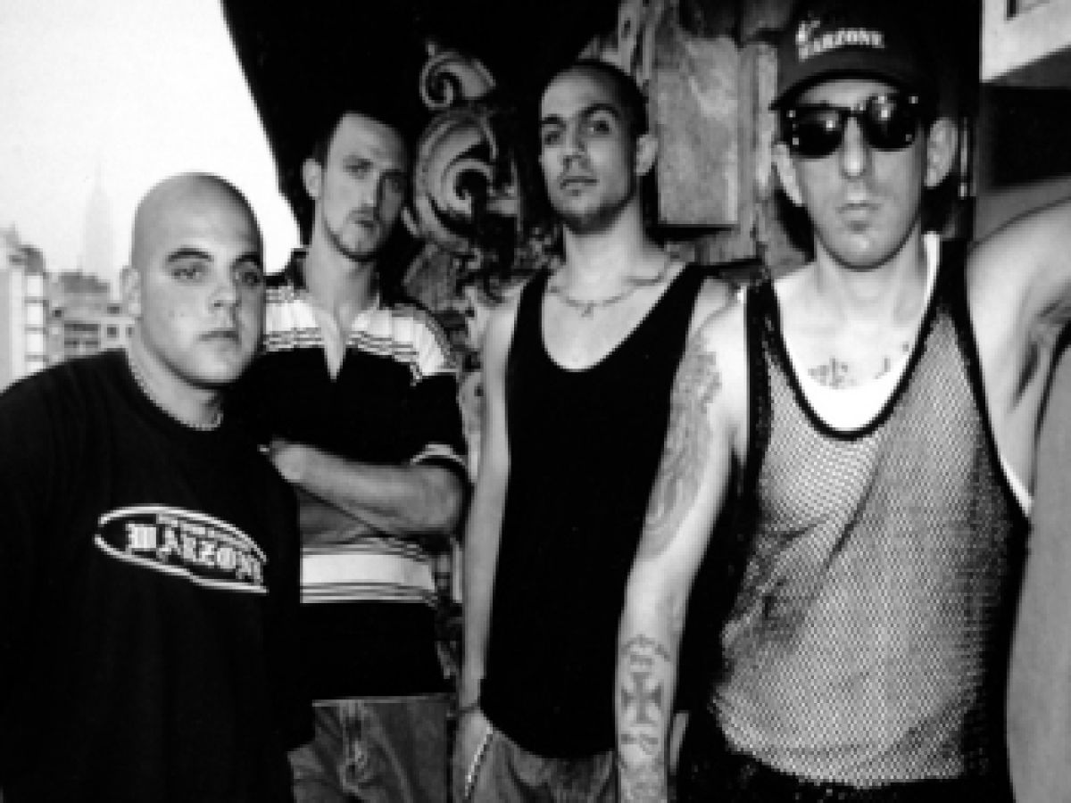 Warzone - hardcore band from New York, 1982–1997