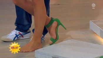 Füße alina merkau Alina Merkau: